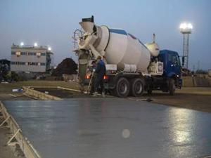 Усадка и набухание бетона